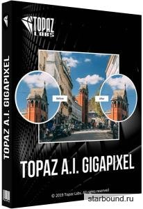 Topaz A.I. Gigapixel 4.0.2 RePack & Portable by TryRooM