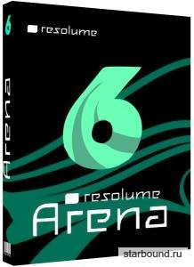 Resolume Arena 6.1.3 Rev 63441