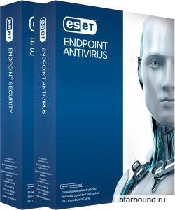 ESET Endpoint Antivirus / ESET Endpoint Security 7.1.2045.5 RePack by KpoJIuK