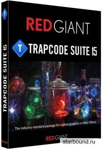 Red Giant Trapcode Suite 15.1.2