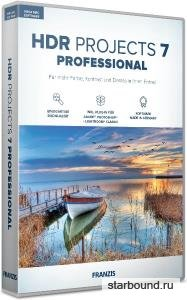 Franzis HDR projects 7 professional 7.23.03465 + Rus