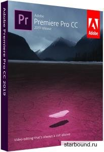 Adobe Premiere Pro CC 2019 13.1.2.9 RePack by Pooshock