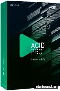 MAGIX ACID Pro 8.0.8 Build 29 RePack by KpoJIuK