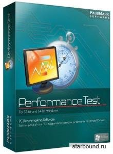PassMark PerformanceTest 9.0 Build 1035