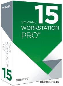VMware Workstation Pro 15.5.1 Build 15018445 RePack by KpoJIuK