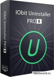IObit Uninstaller Pro 9.1.0.13 + Portable