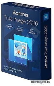 Acronis True Image 2020 Build 22510 RePack by KpoJIuK + BootCD