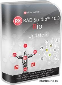 Embarcadero RAD Studio 10.3.3 Rio Architect Version 26.0.36039.7899 + Rus