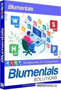 Blumentals HTMLPad / Rapid CSS / Rapid PHP / WeBuilder 2020 16.0.0.223