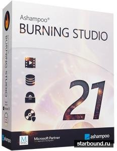 Ashampoo Burning Studio 21.0.0.33 RePack & Portable by TryRooM