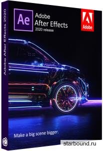Adobe After Effects 2020 17.0.1.52 RePack by KpoJIuK