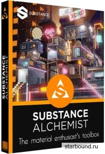 Substance Alchemist 2019.1.2