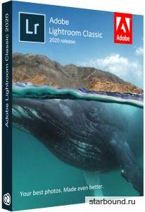 Adobe Lightroom Classic 2020 9.1.0.10 RePack by KpoJIuK