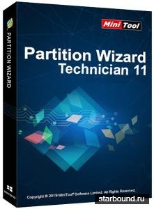 MiniTool Partition Wizard 11.6 Technician + WinPE