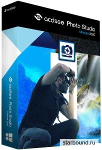 ACDSee Photo Studio Ultimate 2020 13.0.1 Build 2023 RePack by KpoJIuK