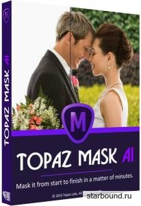 Topaz Mask AI 1.0.7 RePack & Portable by TryRooM