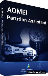 AOMEI Partition Assistant 8.6 All Editions + Retail + RePack by KpoJIuK