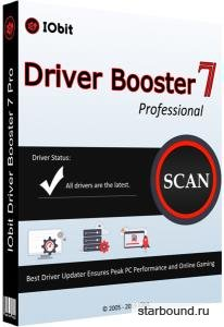 IObit Driver Booster Pro 7.2.0.601 Final