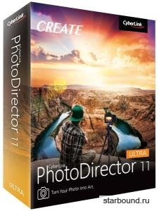 CyberLink PhotoDirector 11.0.2516.0 Ultra + Rus
