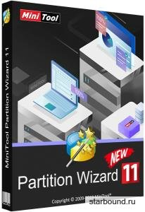 MiniTool Partition Wizard Technician 11.6.0 RePack by KpoJIuK