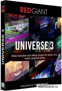 Red Giant Universe 3.2.0