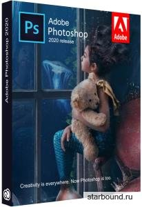 Adobe Photoshop 2020 21.1.0.106 RePack by KpoJIuK