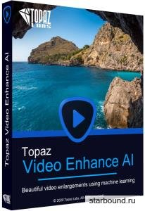 Topaz Video Enhance AI 1.1.1 RePack & Portable by TryRooM
