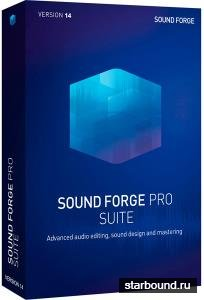 MAGIX Sound Forge Pro Suite 14.0 Build 33 + Rus