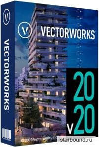 Vectorworks 2020 SP3 Build 535508
