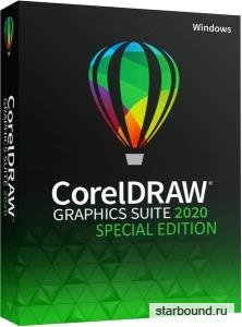 CorelDRAW Graphics Suite 2020 22.0.0.412 Special Edition
