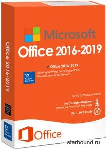 Microsoft Office 2016-2019 16.0.12527.20278 by m0nkrus
